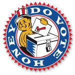 National Honey Board - Honey Do Vote Logo
